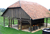Restaurant Pezdirc - Organisation of picnics next to the domestic barn